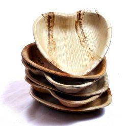 Biodegradable Bamboo plates
