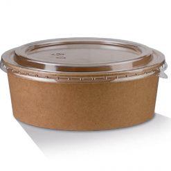 Kraft Bowl Lid