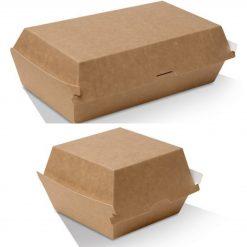 Kraft Board Takeaway Boxes