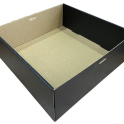 Black Catering Box
